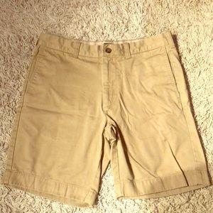 J Crew Men's Chino Shorts